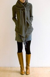 jacket,grey jacket,wrap sweater,sweater,grey sweater,coat