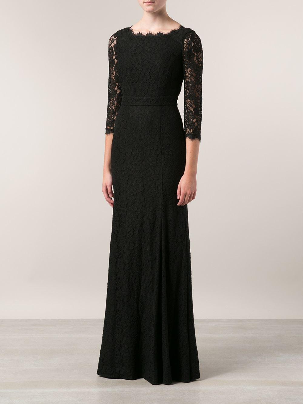 Diane von furstenberg 'zarita' gown