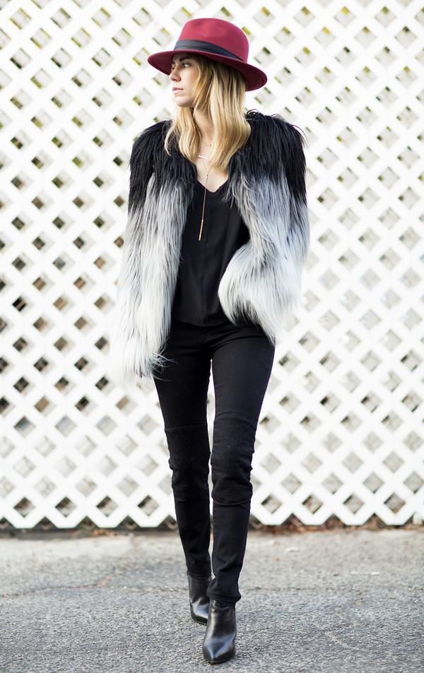 always judging tank top jeans jewels shoes hat bag coat