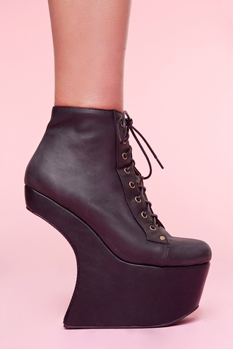 night lita platform shoes