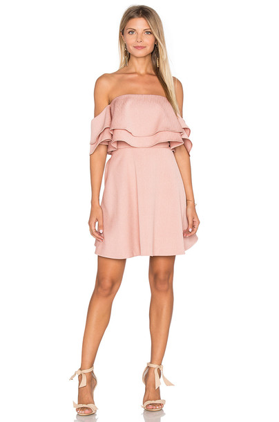 Keepsake dress mini dress mini pink