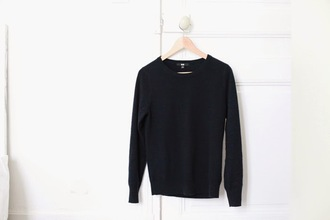 adenorah blogger sweater black