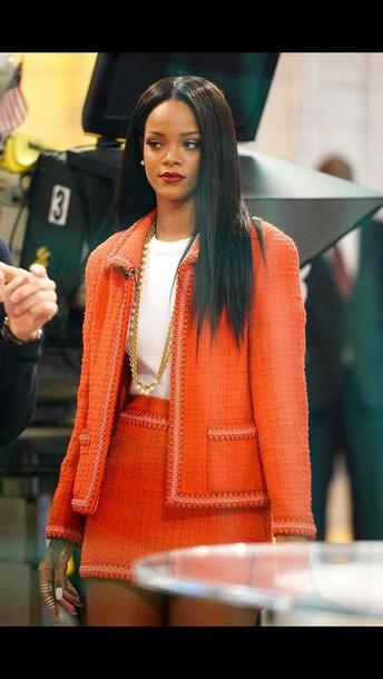 jacket skirt