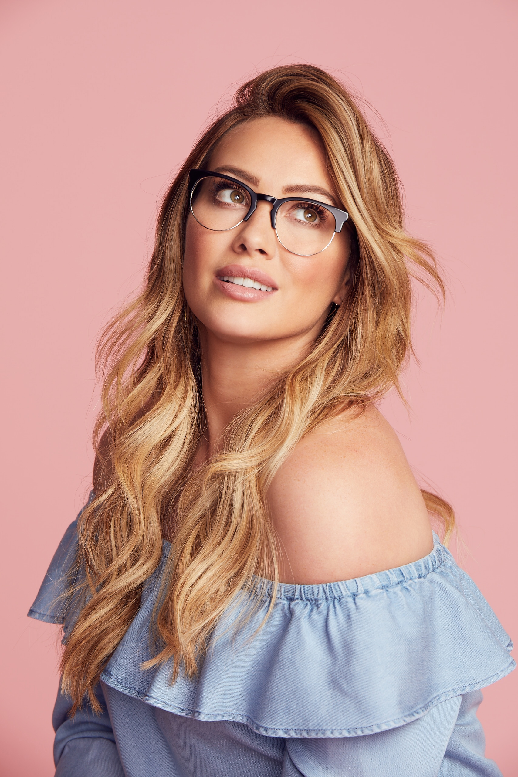 Muse x Hilary Duff Henrietta by GlassesUSA.com