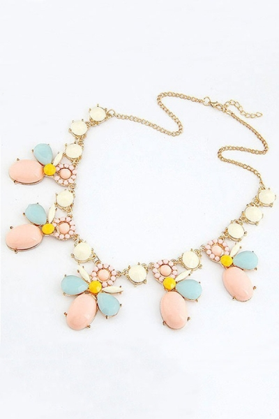 All-matching Short Necklace - OASAP.com