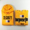 Vfiles x justin bieber purpose tour - exclusive yellow hoodie