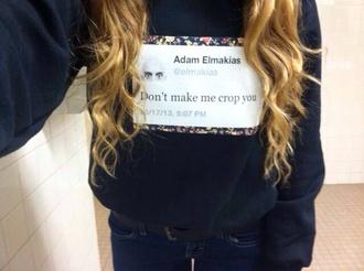 sweater adam elmakias twitter tweet photographer band photographer