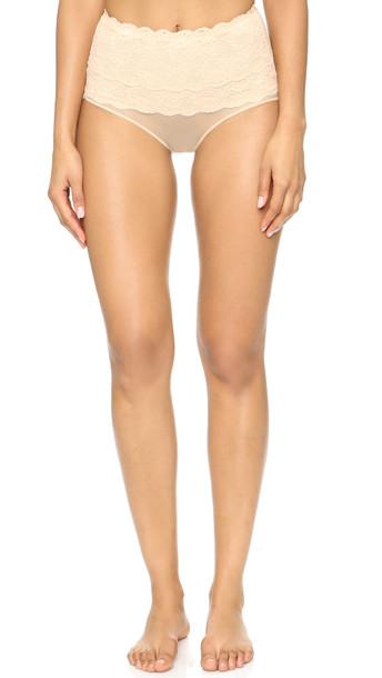 Cosabella Nsn Sexy Shaper Bikini Briefs - Blush