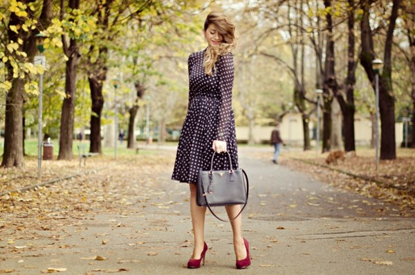 scent of obsession dress bag shoes
