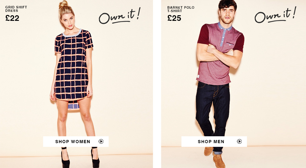 Bank Fashion | Shop Women's Clothing & Men's Fashion
