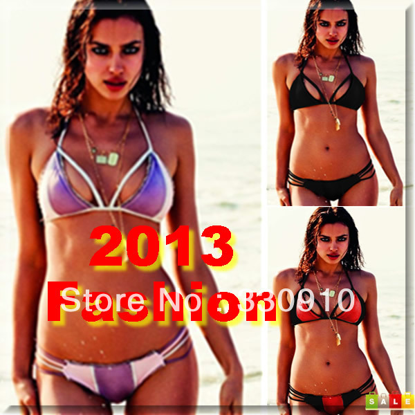 Aliexpress.com : buy 2013 high quality bohemian style pleated swimwear women bikini with bra top metal bottom for sexy fashion design swimming suit from reliable women in small bikinis suppliers on bikini wholesale store
