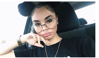 sunglasses specs glasses eyewear kylie jenner kylie jenner jewelry