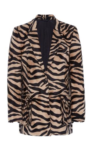Zebra-Print Timeless Blazer by Blazé Milano | Moda Operandi