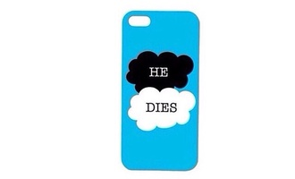 earphones the fault in our stars phone cover