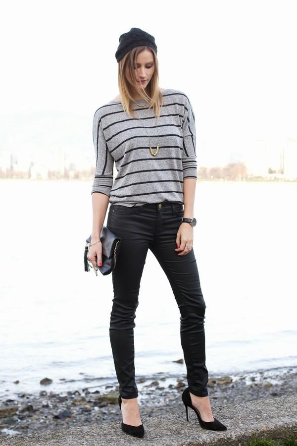 styling my life t-shirt coat jeans shoes bag jewels