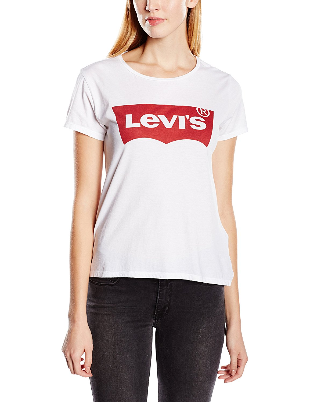 levi's damen the perfect tee t shirt