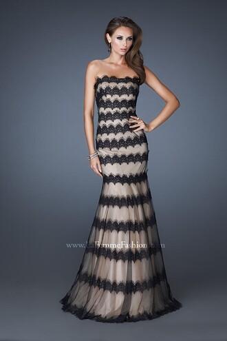 dress evening dress gown