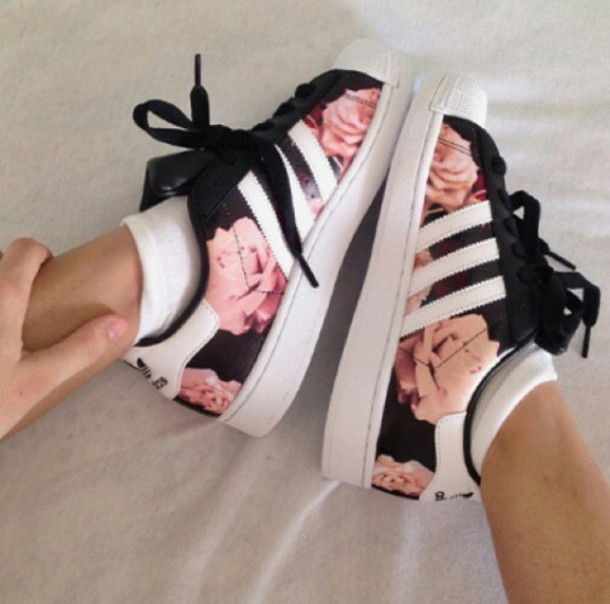 adidas superstar con rose