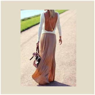 necklace maxi dress chanel long maxi dress