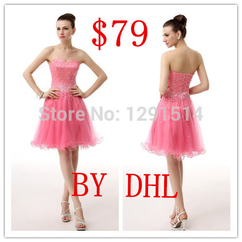 Aliexpress.com : buy short beaded homeocming dresses sexy 2014 sparkly vestido de festa curto to party prom under 100 corset graduation sarah alina from reliable dress ankle suppliers on alva wedding dresses factory