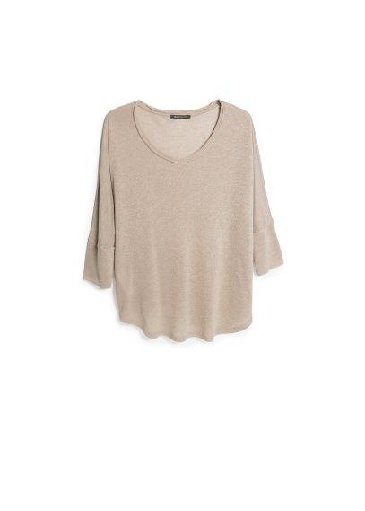 dolman sleeve flowy t-shirt