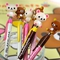 Mechanical pencil - rilakkuma chocolate and coffee 0.5mm mechanical pencil | coolpencilcase.com