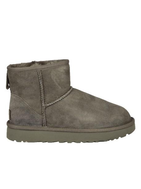 Ugg mini classic grey shoes