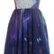 Galaxy dress on the hunt