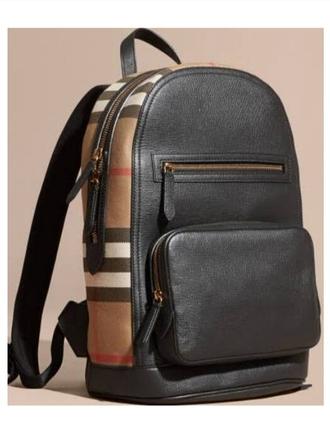 bag burberry burberry bag black backpack leather backpack black leather backpack tan