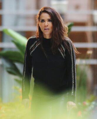 sweater mazikeen tv series tv show tv series lucifertv lucifer maze tvsereies