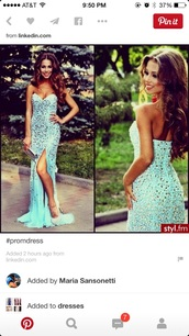 dress,light blue,prom dress,sequin dress,light blue prom dress,long prom dress,backless prom dress,sequin prom dress,prom dress 2016,evening dress,long evening dress,evening outfits,blue prom dress