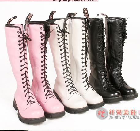 Botas altas punk / high boots punk wh733