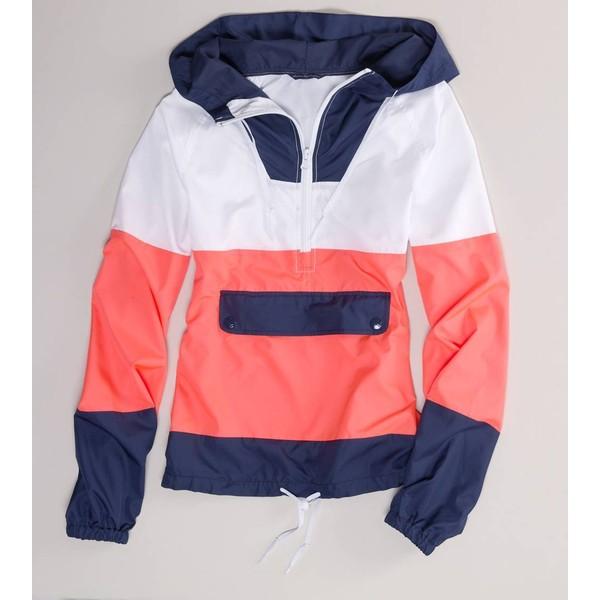 Aerie ae lightweight hooded anorak