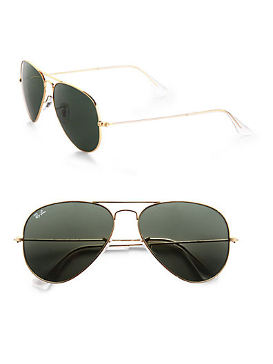 Ray-Ban - Original Aviator Sunglasses - Saks.com