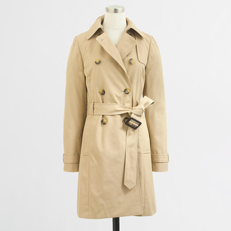 extra petite blogger coat trench coat beige coat