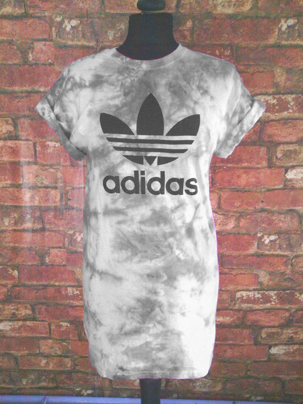 t-shirt adidas adi casual casuals grey t-shirt t-shirt smoke grunge streetwear independent