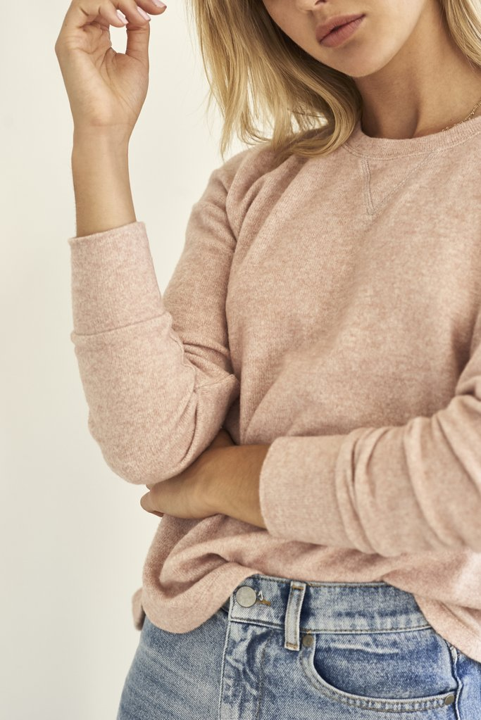 Camille Light Knit Sweater