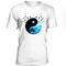 Yin yang birdy unisex t-shirt - teenamycs