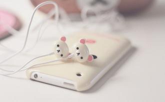earphones iphone bear technology