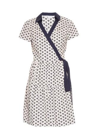 dress navy white