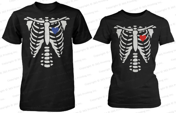 halloween halloween costume halloween costume halloween couple shirts x-ray x-ray shirts x-ray design skeleton design skeleton shirts couple shirts matching couples matching couples his and hers shirts his and hers gifts shirt