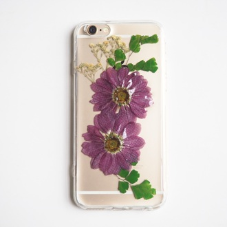 phone cover iphone iphone case iphone cover flowers floral purple purple flower daisy daisy lover cute trendy creative gift ideas bff shabibisheep gift ideas for women girlfriend gift birthday gift pink flowers