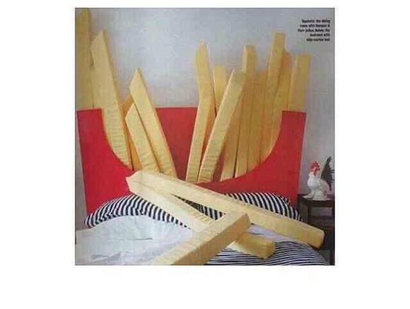 funny home decor food bedding