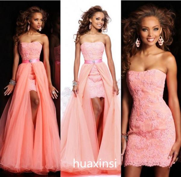 Два платья в одном