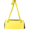 Romwe | retro yellow shoulder bag, the latest street fashion