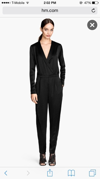jumpsuit long sleeve jumpsuit