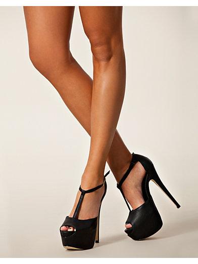 Raze - Nly Shoes - Svart - Festsko - Sko - Kvinne - Nelly.com
