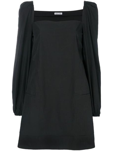 Tomas Maier dress women cotton black