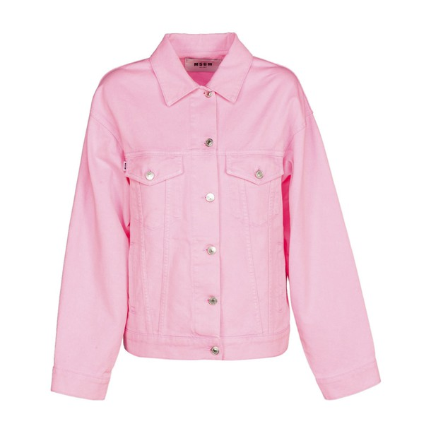 MSGM jacket rose