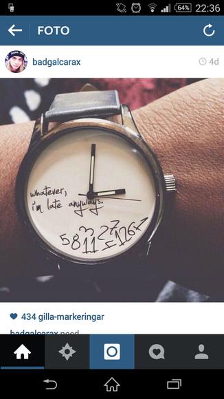 jewels clock time klocka ur jewellery online t-shirt